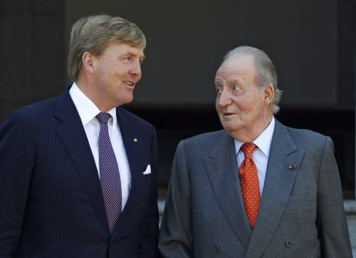 Spain Netherlands Royalty