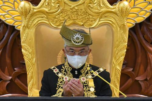 Malaysia Government Parliament Session