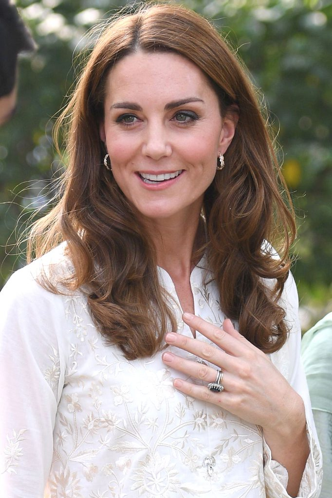 Prince William And Catherine Duchess Of Cambridge Visit To Pakistan 17 Oct 2019