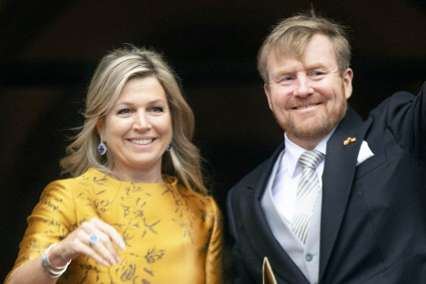 Willem-Alexander Maxima Royalty Magazine
