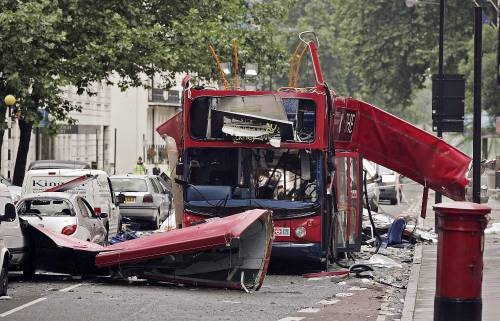Files Britain Terrorism Attack