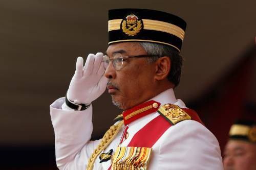 Malaysia Government Royalty Defense