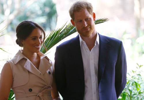 South Africa Britain Royalty