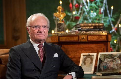 Sweden King Christmas Speech