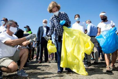 Spain World Cleanup Day