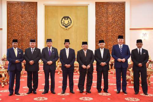 Malaysia People King New Head Of State