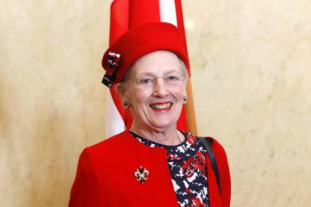 (file) Denmark Royalty Queen Margrethe Ii Birthday