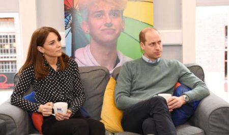 Ireland Duke And Duchess Of Cambridge Visit
