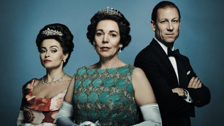 The Crown S4 Cast